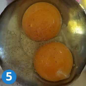 uova per carbonara